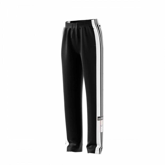 Pantalon Adidas Originals Adibreak Negro/Blanco Dama Deporfan
