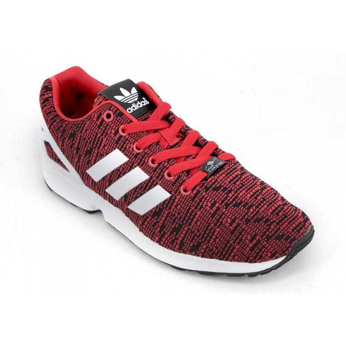 95184e747d7dd Zapatillas Adidas Original ZX Flux Rojo Bco Hombre - Zapatillas - E-Shop
