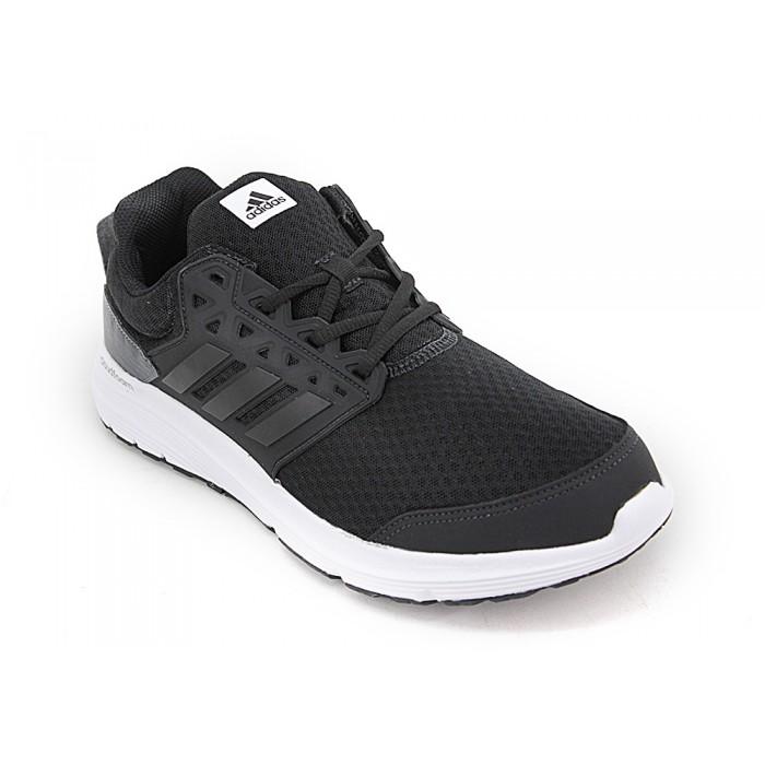 Enseñando toque globo  Zapatillas Adidas Galaxy 3 Running Hombre Negras - Zapatillas - E-Shop