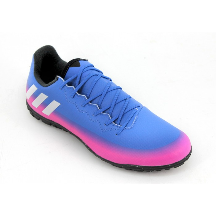 half off 0afbe c0e85 Botines Adidas Messi 16.3 Papi Azul Violeta Hombre - Zapatillas - E-Shop
