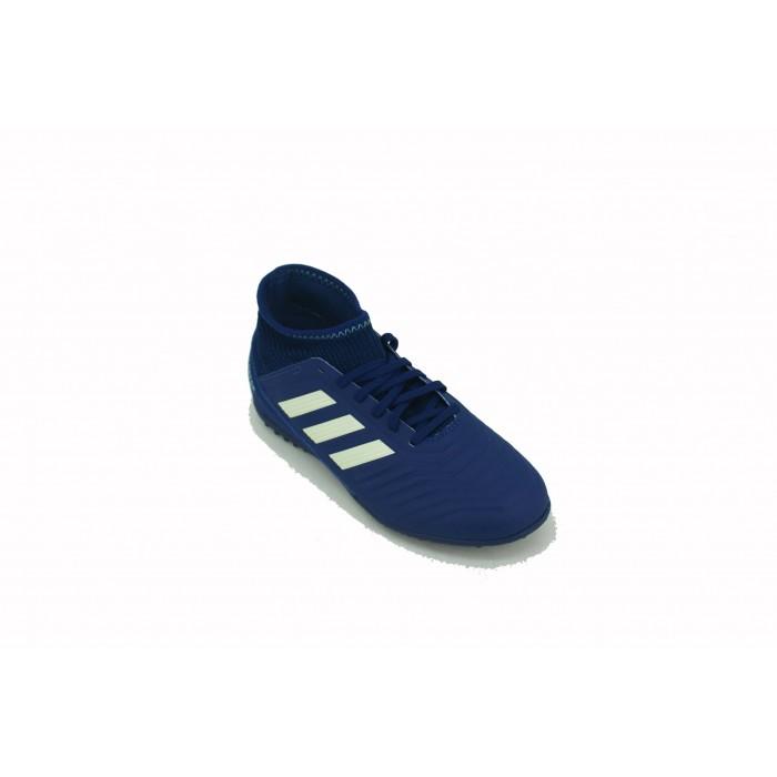 sports shoes 230af 633cf Botin Adidas Predator Tango 18.3 Azul Blanco Niño Deporfan ...