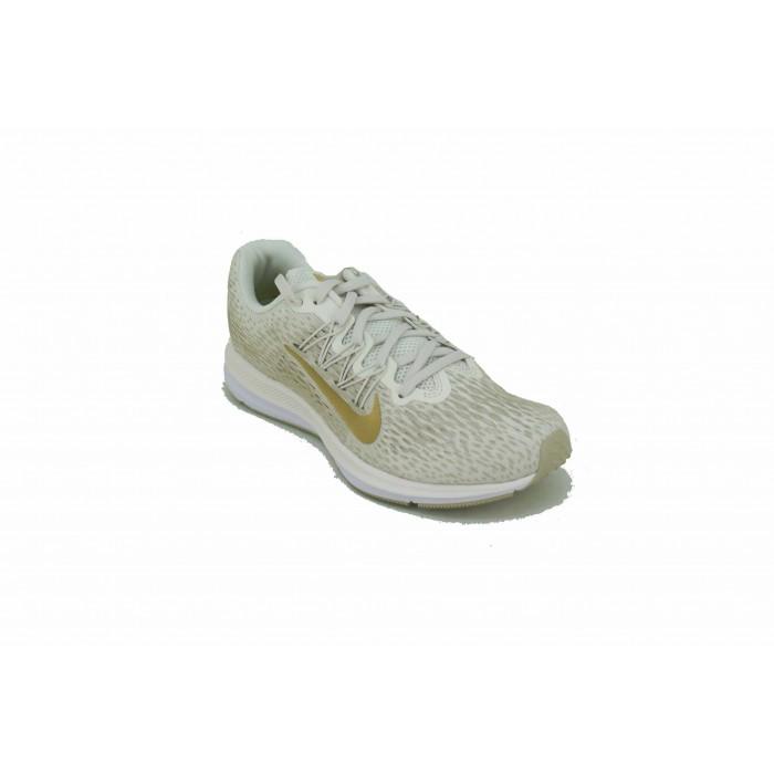 Económico Equipo inyectar  Zapatilla Nike Zoom Winflo 5 Beige/Dorado Dama Deporfan - Zapatillas -  Mujeres - E-Shop