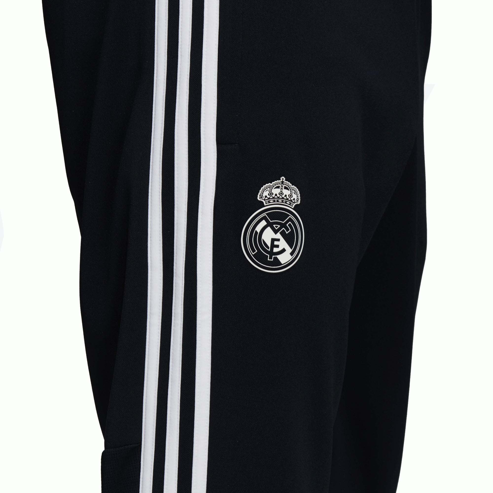 Pantalon Adidas Real Madrid Entrenamiento Azul Hombre Deporfan Hombre E Shop