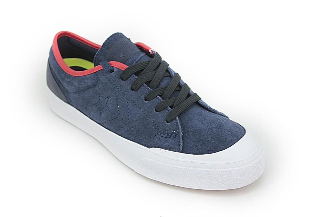 ffb3306fe689 Zapatilla Converse Sumner OX Azul Hombre - Zapatillas - E-Shop