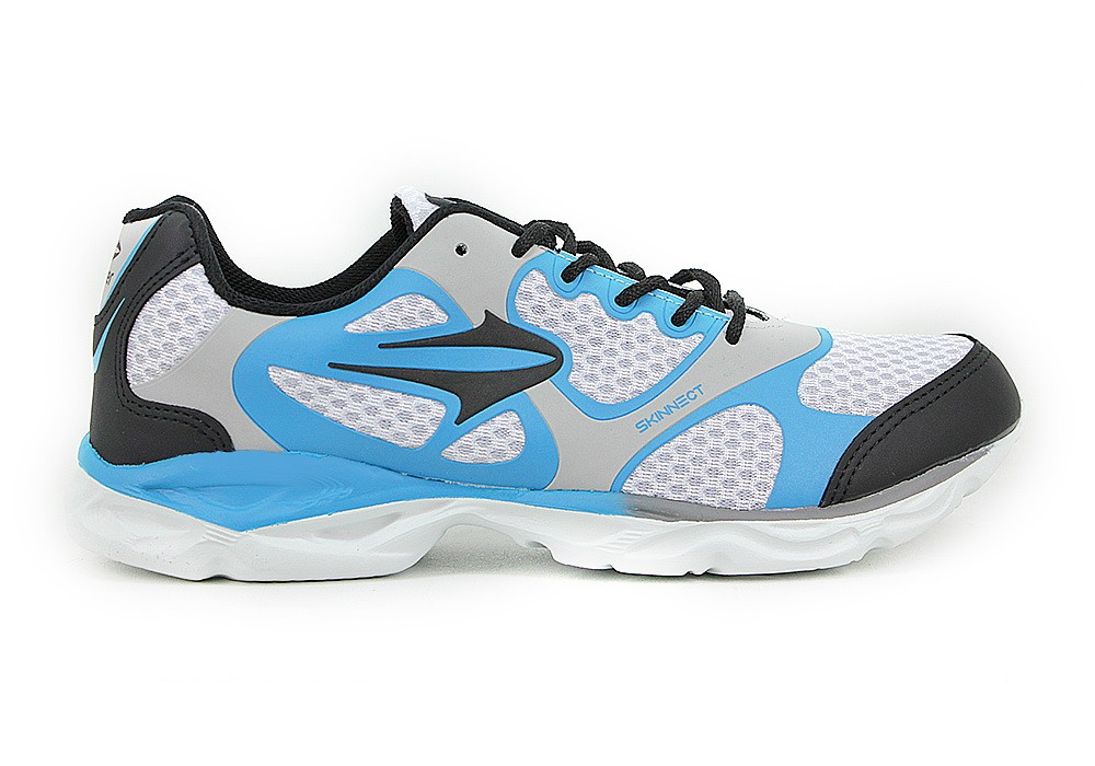 8553d4ab Zapatillas Topper Running Volt Azul Blanco Hombre - Zapatillas - E-Shop