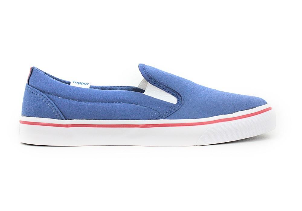 dc949f15 Panchas Topper Duncan Lona Azul - Moda y Urbanas - Deportes - E-Shop