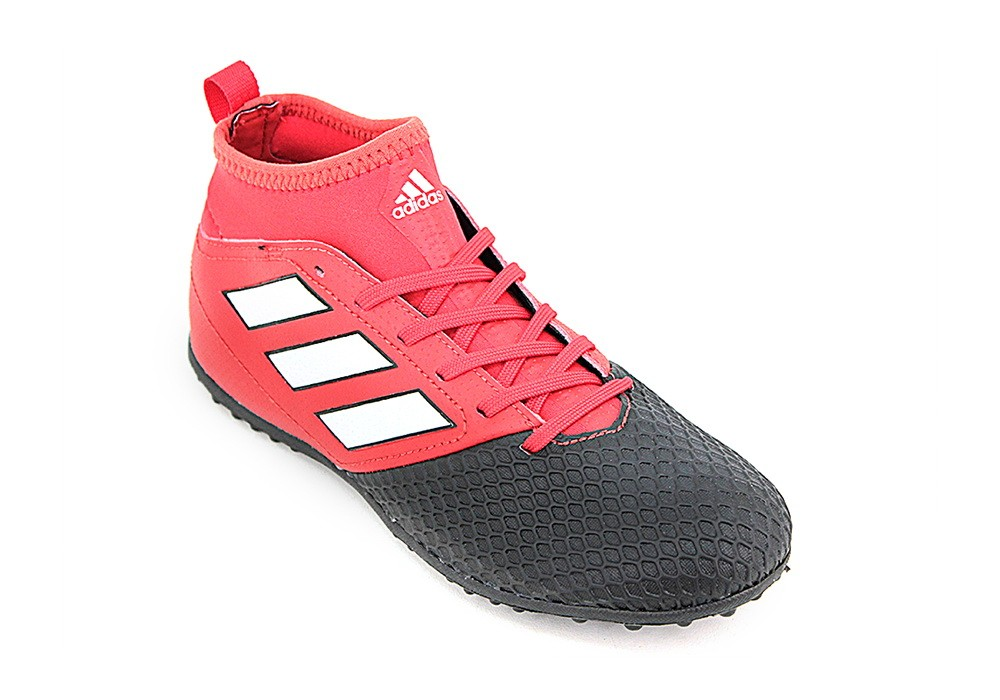 espíritu formato curva  Botin Adidas Ace 17.3 Kids Papi Rojo Negro - Zapatillas - Ninos - E-Shop