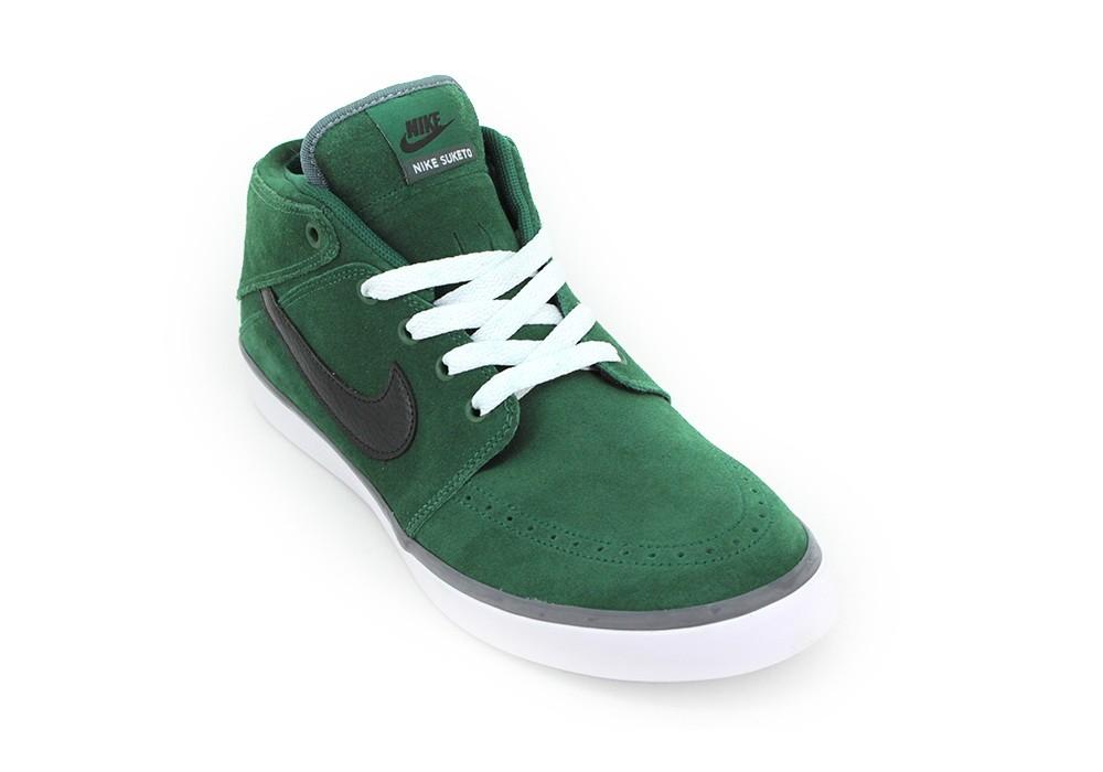 nike zapatillas verdes hombres