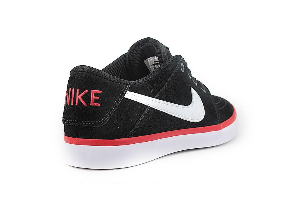 new concept 9e234 b3c67 ... czech zapatillas nike suketo suede negro rojo zapatillas e shop cbf2a  667d0