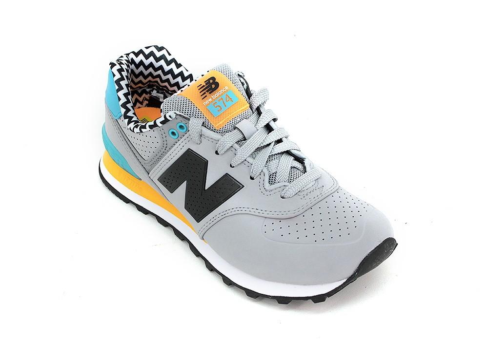 new balance mujer 574 gris