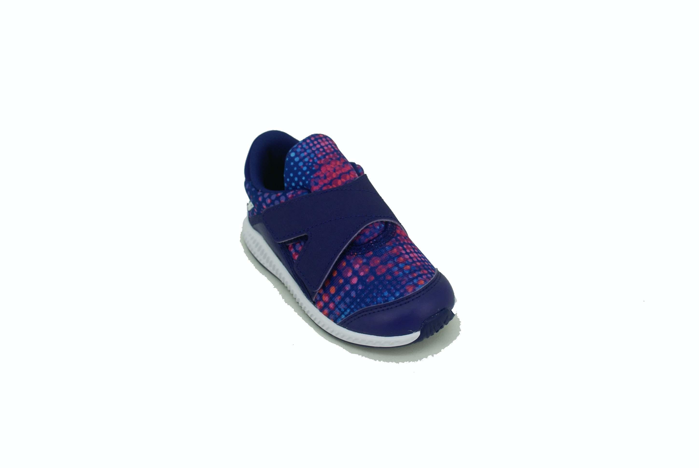 Adidas abrojo Deporfan Fortarun Violazro Zapatilla X Bebe AjLRc5q34