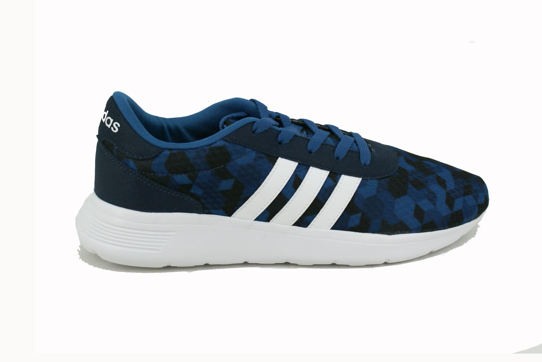 Zapatilla Adidas Neo Lite Racer Azul Hombre Daporfan