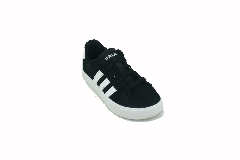 zapatillas adidas negro niño