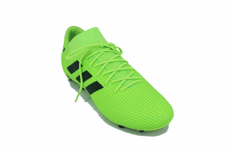 Botin Adidas Nemeziz 18.3 Messi Fijo VErde Hombre Deporfan ... 55bb40d595635