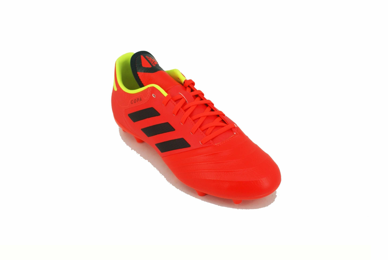 Botin Adidas Fijo Copa 18.3 Terreno Firme Rojo Hombre Deporfan ... e8d25ab0d4618
