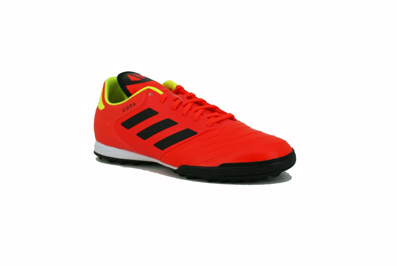 detailed look ed1d6 95826 Botin Adidas Copa Tango 18.3 RojoNegro Hombre Deporfan - Zap