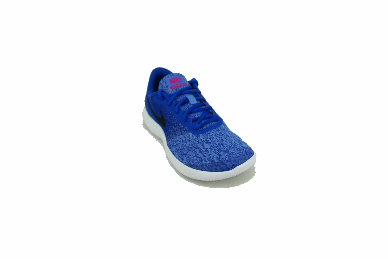 Zapatilla Nike Flex Contact Azul Negro Niño Deporfan - Zapatillas ... 574d1512a6ff3
