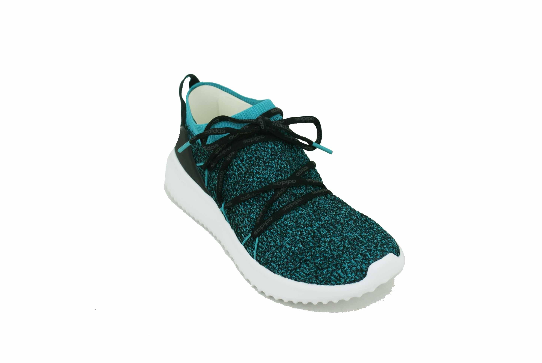 new products 5a8f6 047ef Zapatilla Adidas Ultimamotion Turqueza Negro Run Dama Deporfan ...