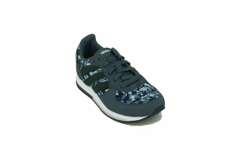 Deporfan Zapatilla Adidas Militar 8k Grisestampado Zapatillas Niño W2EIDH9