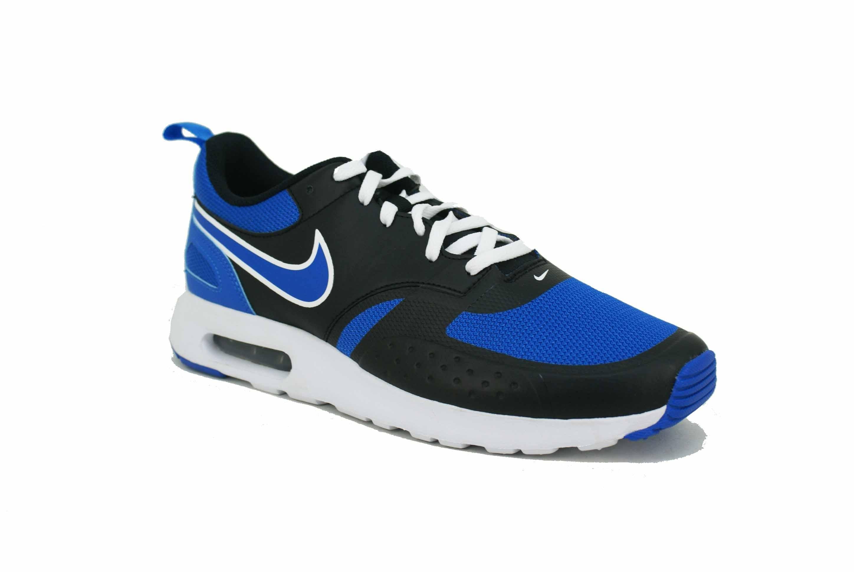 Desde pase a ver Asado  Zapatilla Nike Air Max Vision Negro/Azul Hombre Deporfan - Zapatillas -  E-Shop