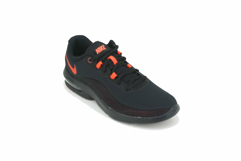 hecho Calígrafo Barrio bajo  Zapatilla Nike Air MAx Advanyage 2 Negro/Naranja Hombre Deporfan -  Zapatillas - E-Shop