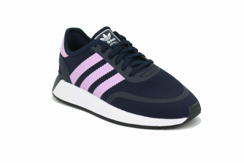 adidas violetas zapatillas