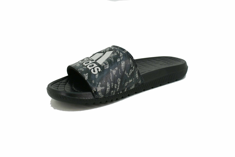 Sandalia Adidas Voloomix NegroEstampado Hombre Deporfan