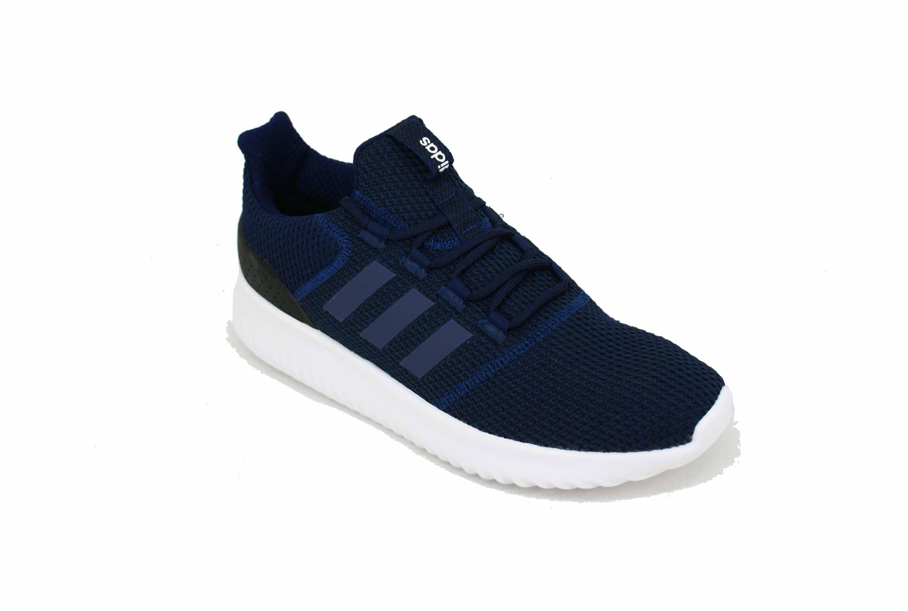 Zapatilla Adidas Cloudfoam Ultimate Azul/Blanco Hombre Deporfan