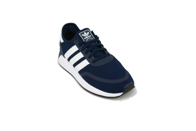 adidas azules y blancas zapatillas hombre