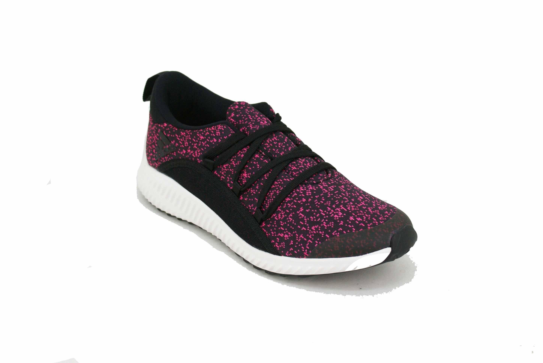 forma elegante proporcionar un montón de brillo de color Zapatilla Adidas Fortarun X Fucsia/Negro/Blanco Niña Deporfan