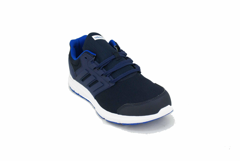 Zapatilla Adidas Galaxy 4 Azul oscuro Hombre Deporfan