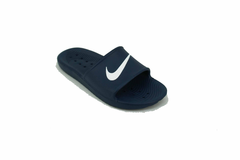 Marchitar empujar Sensible  Sandalia Nike Kawa Shower Azul/Blanco Hombre Deporfan - Ojotas / sandalias  - Hombres - E-Shop