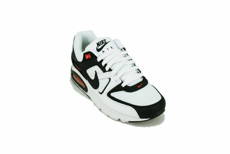 zapatillas nike blanco y negro
