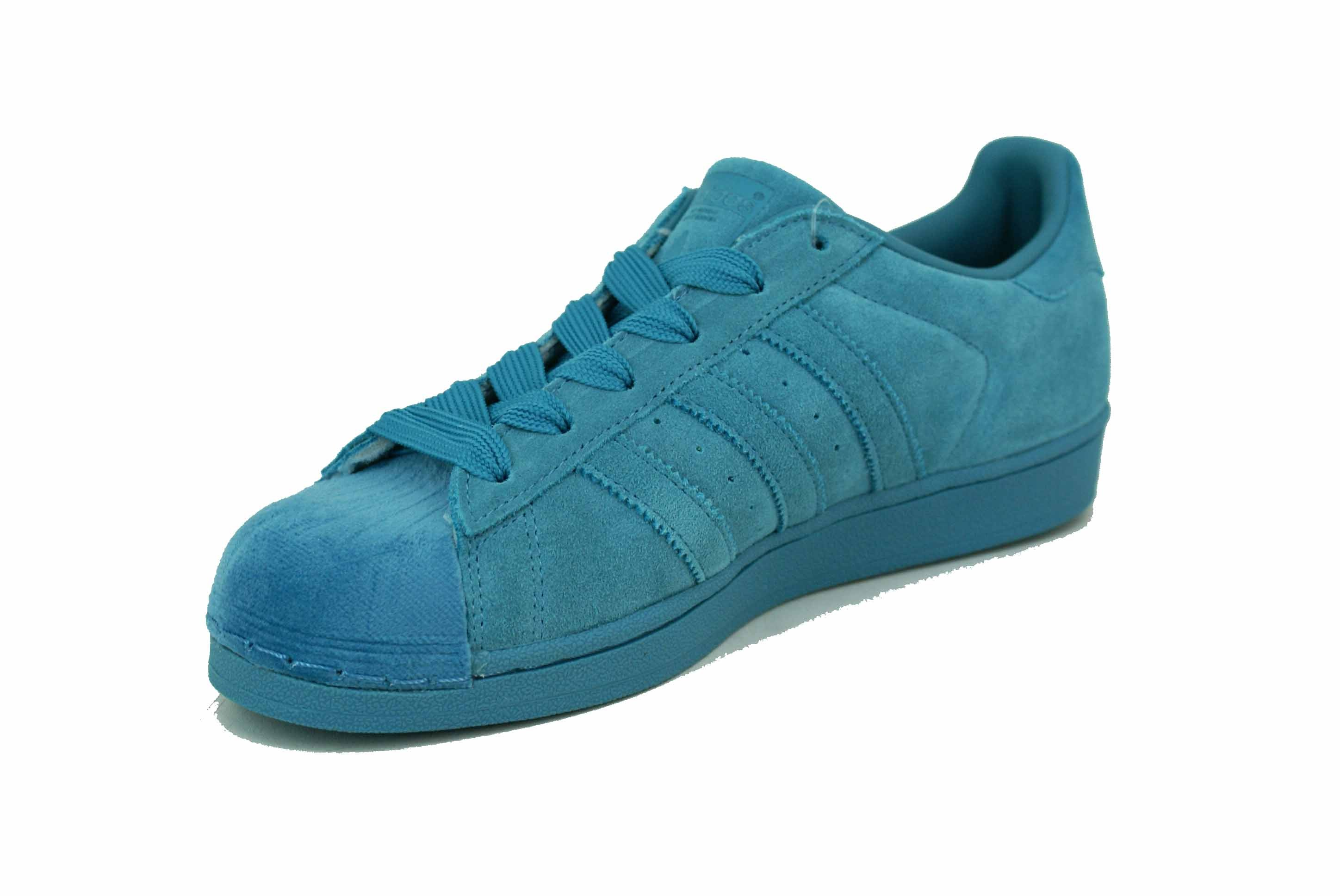 adidas superstar turquesa