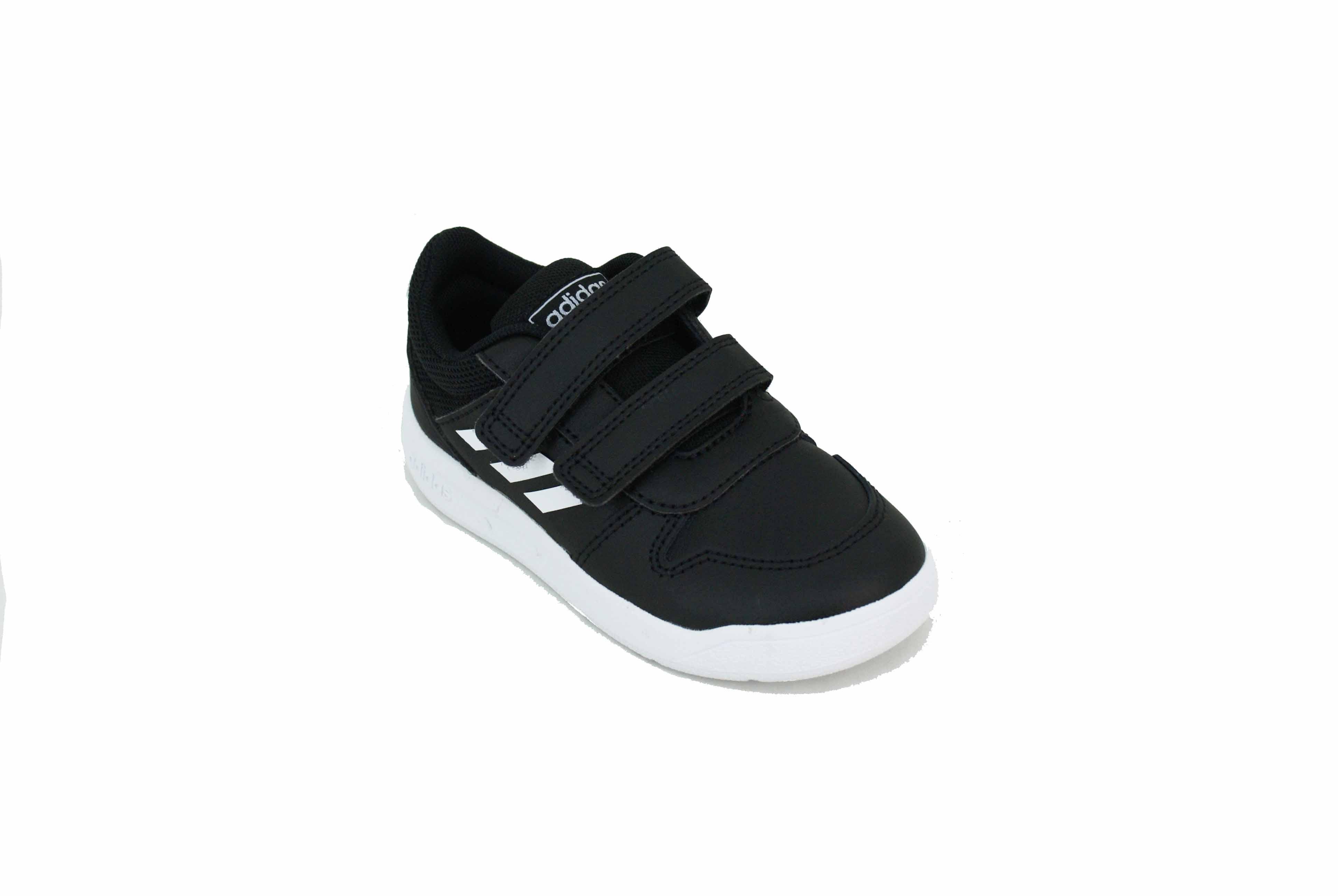 Zapatilla Adidas Tensaurus NegroBlanco Bebe Deporfan