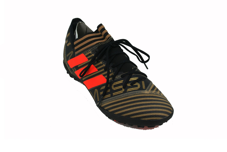 Botin Adidas Nemeziz Messi Tango Dorado Negro Hombre Deporfan ... 9a97b379b9683