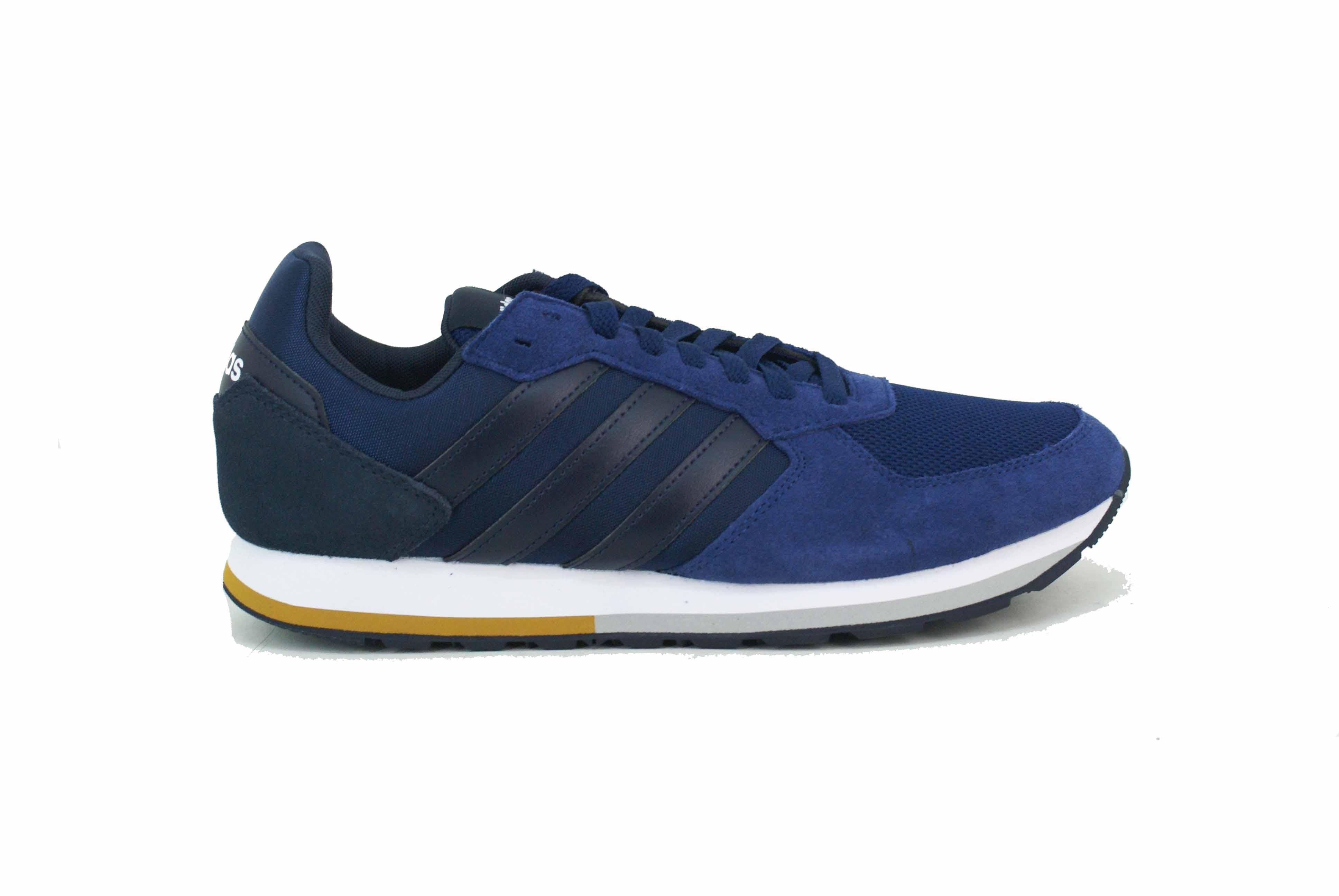 Zapatilla Adidas 8k Azul/Azul Hombre