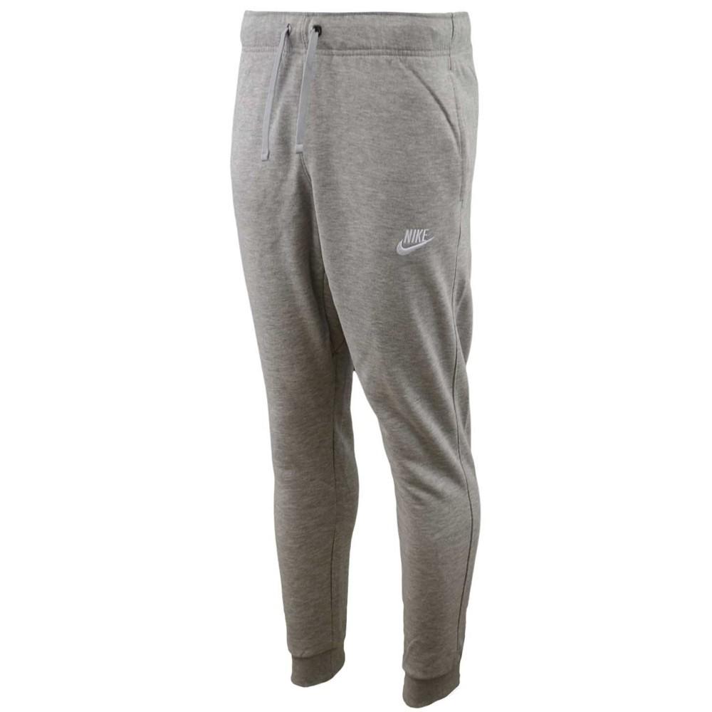 Pantalon Nike Algodon Chupin Gris Hombre Deporfan Pantalones Y Calzas Indumentaria Hombre E Shop