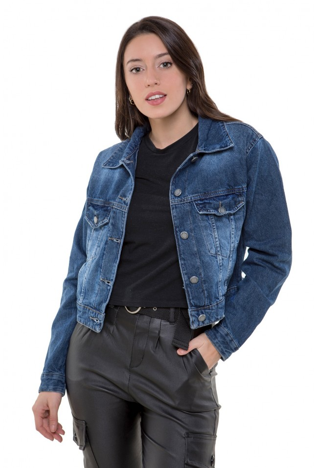 JACKET BOUCH