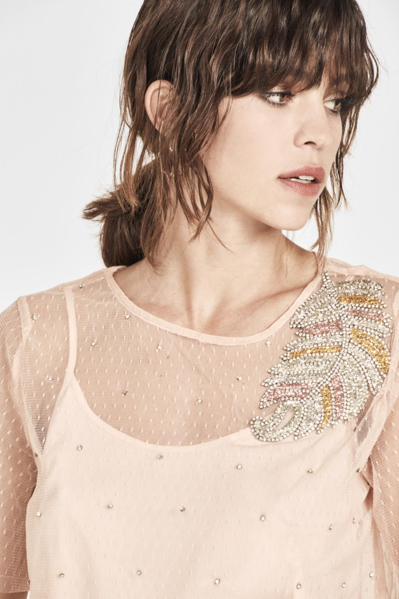 Camisa Mellow Mishe