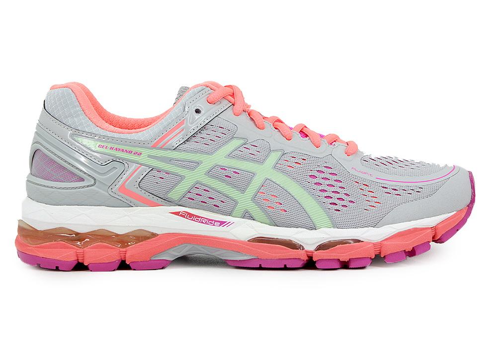 zapatos asics mujer running