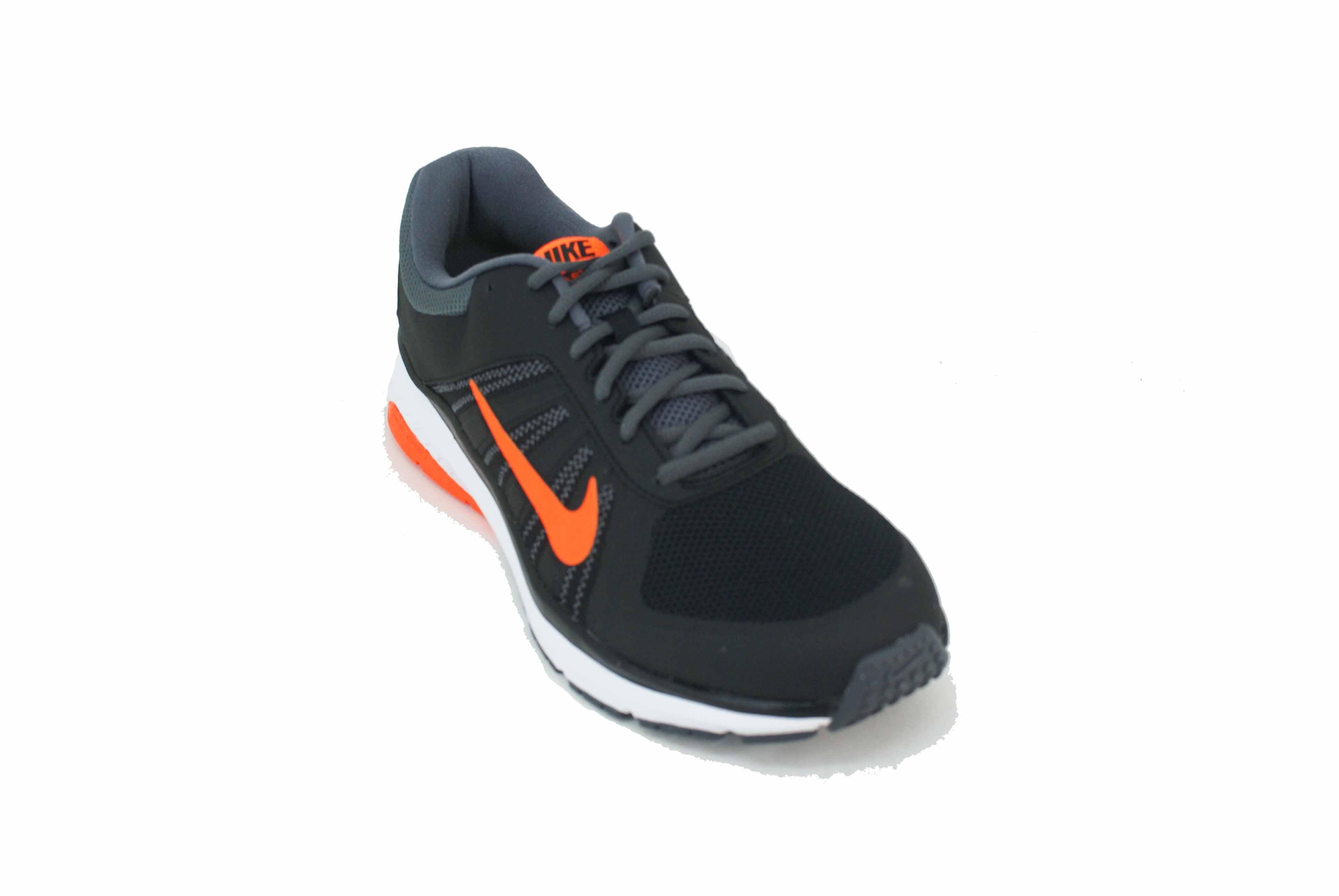 doble transatlántico Enemistarse  Zapatilla Nike Dart 12 MSL Negro/Naranja Hombre - Zapatillas - E-Shop