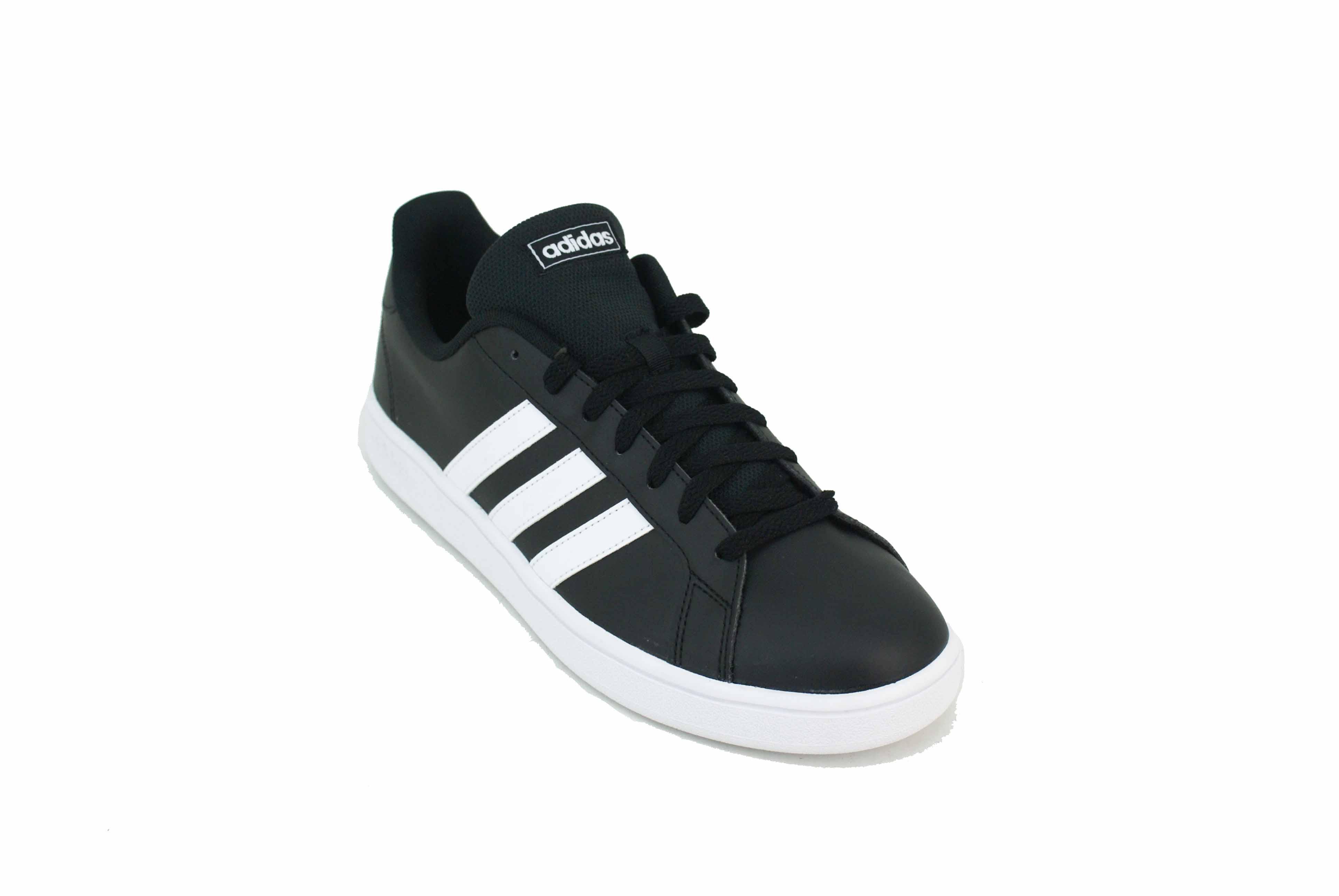 venta online nueva selección oferta Zapatilla Adidas Grand Court Base Negro Hombre - Zapatillas - E-Shop