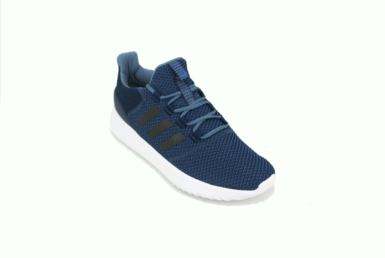Zapatilla Adidas Cloudfoam Ultimate Azul/Negro Hombre Deporfan