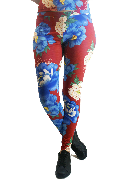 industria Acción de gracias cavidad  Calza Adidas Originals Flores Rj/Cte Dama Deporfan - Indumentaria - Mujeres  - E-Shop