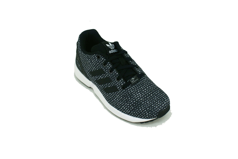 agencia Semejanza Cuna  Zapatilla Adidas Originals Zx Flux Neg/Bco Niño Deporfan - Zapatillas -  Ninos - E-Shop