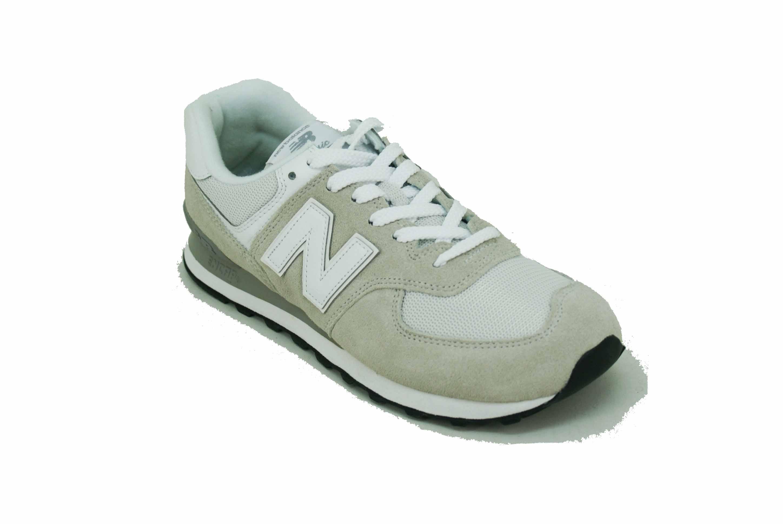 zapatillas new balance running hombre blanco