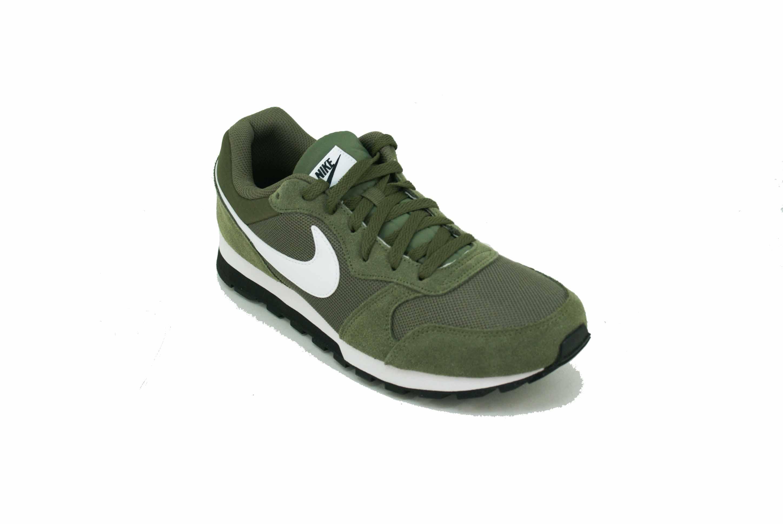 zapatillas nike verde hombre