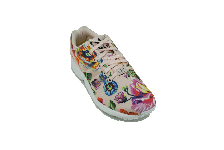 zapatillas adidas mujer flores