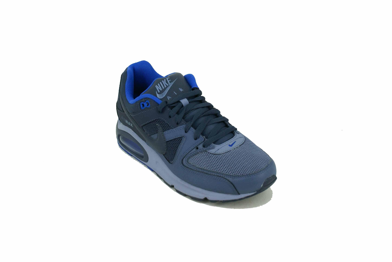 zapatillas nike air max azules